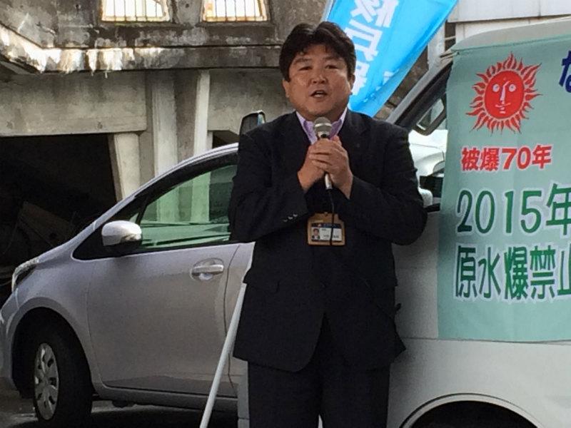 村岡隆明えびの市長
