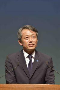 国連軍縮問題担当上級代表のキム・ウォンスさん